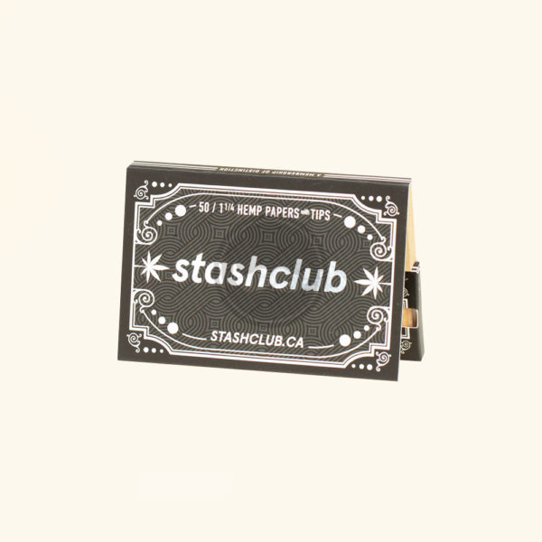 Buy Rolling Paper and Tips by Stashclub Cannabis Online for sale at Stashclub the best marijuana weed dispensary in United States